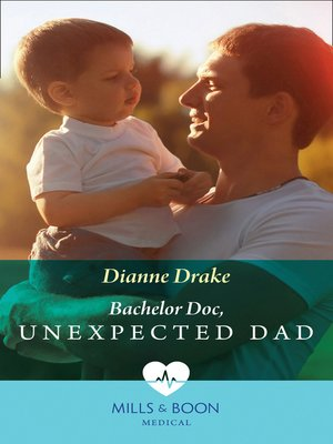 cover image of Bachelor Doc, Unexpected Dad