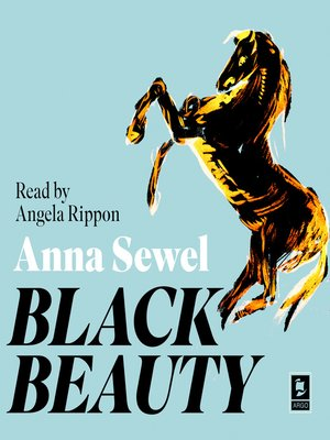 cover image of Black Beauty (Argo Classics)