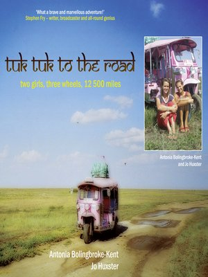 cover image of Tuk-Tuk to the Road