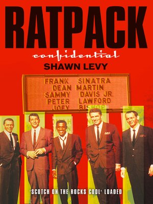 cover image of Rat Pack Confidential