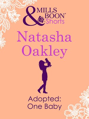 cover image of Adopted: One Baby