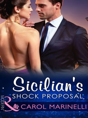 cover image of Sicilian's Shock Proposal