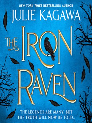 cover image of The Iron Raven (The Iron Fey