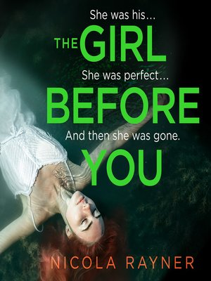 cover image of The Girl Before You