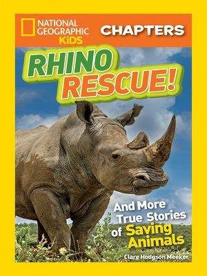 cover image of Rhino Rescue