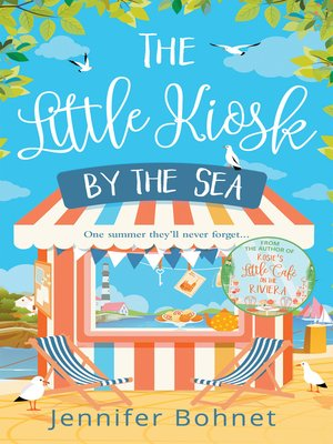 cover image of The Little Kiosk by the Sea