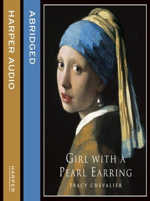 cover image of Girl With a Pearl Earring