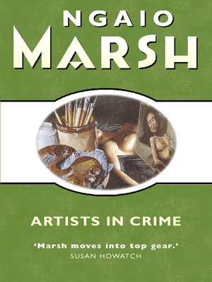 cover image of Artists in Crime
