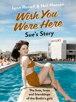 cover image of Sue's Story (Individual stories from WISH YOU WERE HERE!, Book 5)