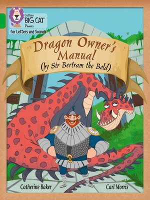 cover image of Collins Big Cat Phonics for Letters and Sounds – Dragon Owner's Manual