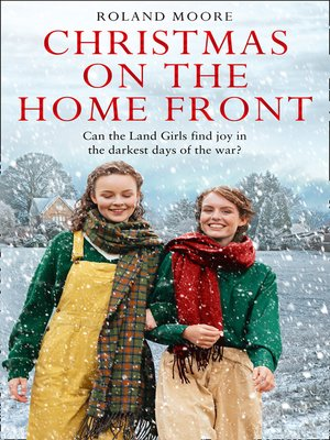 cover image of Christmas on the Home Front