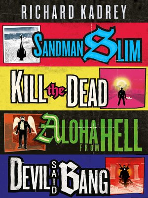 Sandman slimseries overdrive rakuten overdrive ebooks the sandman slim series books fandeluxe Ebook collections