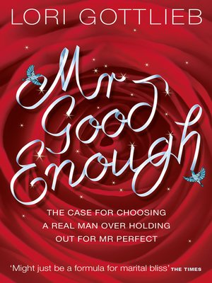 cover image of Mr. Good Enough