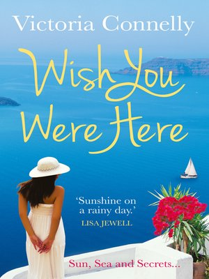 cover image of Wish You Were Here