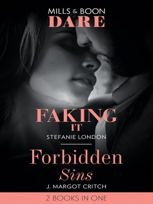 cover image of Faking It / Forbidden Sins