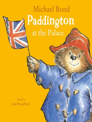 cover image of Paddington at the Palace