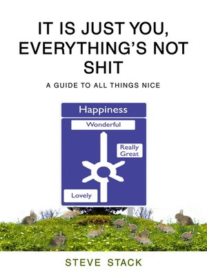 cover image of It Is Just You, Everything's Not Shit