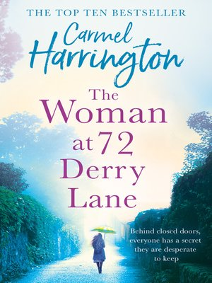 cover image of The Woman at 72 Derry Lane