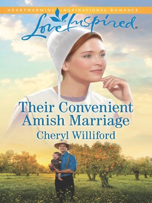 cover image of Their Convenient Amish Marriage