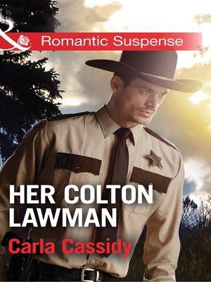 cover image of Her Colton Lawman