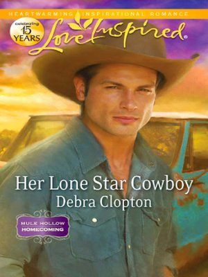 cover image of Her Lone Star Cowboy