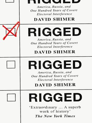 cover image of Rigged