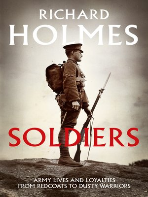 cover image of Soldiers
