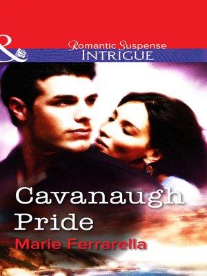 cover image of Cavanaugh Pride