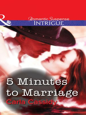 cover image of 5 Minutes to Marriage