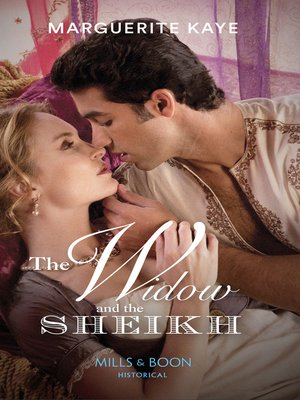 cover image of The Widow and the Sheikh