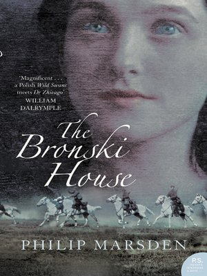cover image of The Bronski House