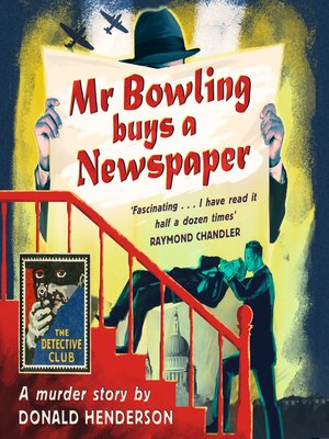 cover image of Mr Bowling Buys a Newspaper
