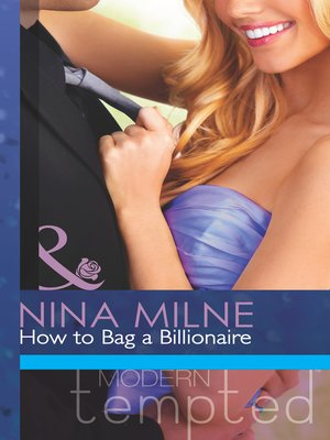 cover image of How to Bag a Billionaire