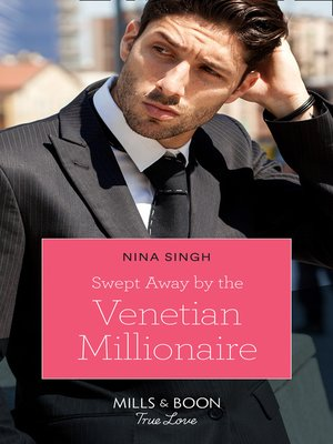 cover image of Swept Away by the Venetian Millionaire