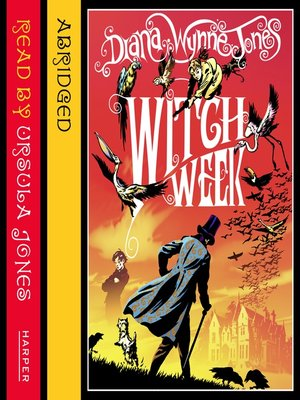cover image of Witch Week
