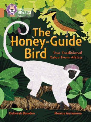 cover image of The Honey-Guide Bird