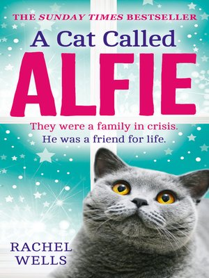 cover image of A Cat Called Alfie