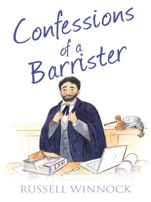 cover image of Confessions of a Lawyer