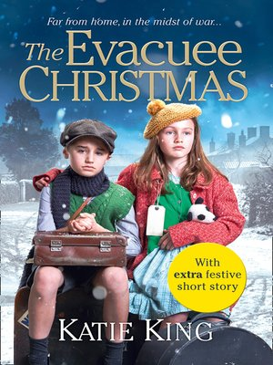 cover image of The Evacuee Christmas