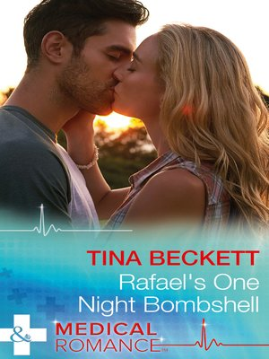 cover image of Rafael's One Night Bombshell