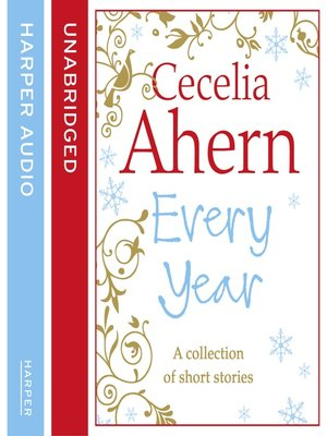 cover image of Cecelia Ahern Short Stories
