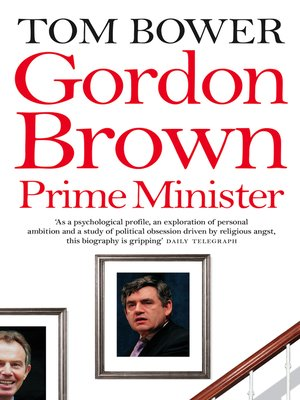 cover image of Gordon Brown