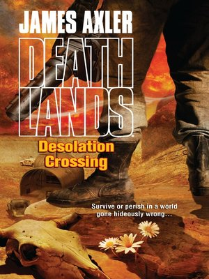 cover image of Desolation Crossing
