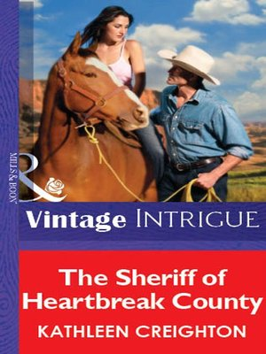 cover image of The Sheriff of Heartbreak County