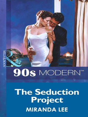 cover image of The Seduction Project