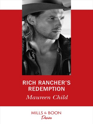 cover image of Rich Rancher's Redemption