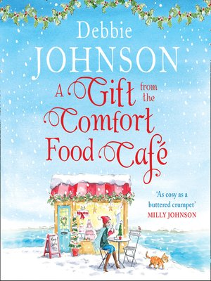 cover image of A Gift from the Comfort Food Café