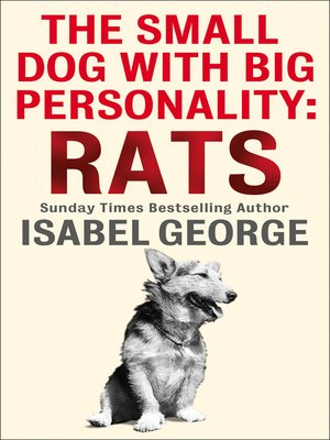 cover image of The Small Dog With a Big Personality