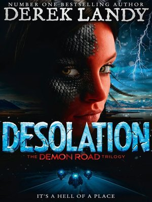 cover image of Desolation