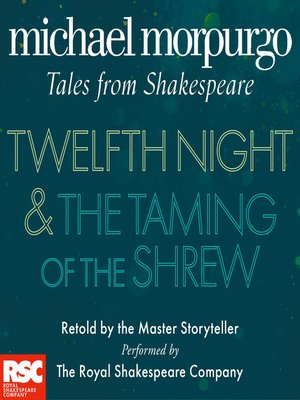 cover image of Twelfth Night and Taming of the Shrew